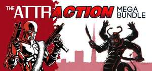 [Steam] The AttrAction Mega Bundle (17 Action-Spiele) ab 0,91€ @ indiegala