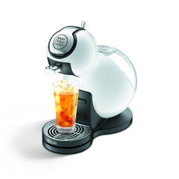 (Amazon) DeLonghi EDG 420.W Nescafé Dolce Gusto Melody 3 Kaffeekapselmaschine (manuell) weiß
