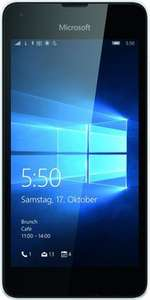 [Cyberport Filiale] Lumia 550 LTE (4,7'' HD IPS, Snapdragon 210 Quadcore, 1GB RAM, 8GB intern, 5MP + 2MP Kamera, 2100 mAh wechselbar, Windows 10 Mobile) + Office 365 (1 Jahr) für 111€