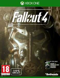 [Gameware.at] Fallout 4 D1 Edition (AT-PEGI) + Fallout 3 als Download-Version - XBOX ONE - für 34,90€ inkl. VSK + eventuell gratis Fallout Poster