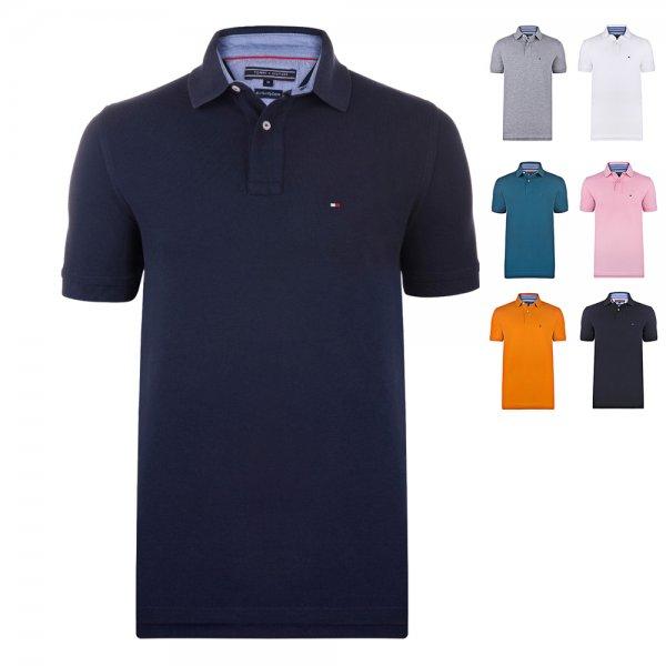 Tommy Hilfiger New 2 – Herren Polos Shirts für je 34,95€