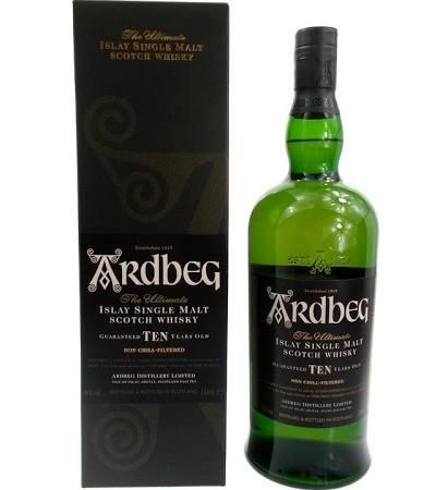 Update! Am 06.03 für jedermann geöffnet! [Ringeltaube] 1 Liter Ardbeg Ten Scotch Malt Whisky, 46%, 34,95 (0,7 Flasche umgerechnet 24,65 Euro).  Idealo 45.89€ (23,8% Rabatt)