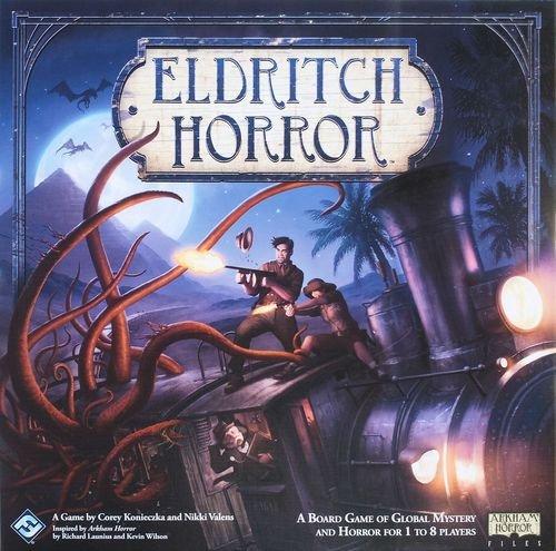 Eldritch Horror für 31,95€ (Brettspiel, Bücher.de)