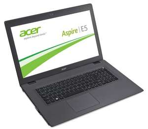 "Acer Aspire E5-772G-7112 für 799€ @ Cyberport - 17,3"" Notebook mit FullHD matt, 1TB SSHD, Core i7, 8GB Ram, GeForce 940M"