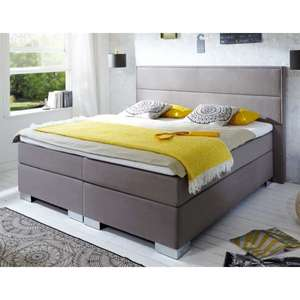 Boxspringbett Lifestyle made in Germany ab 499 Euro