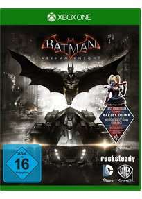 Batman Arkham Knight Xbox One Rebuy