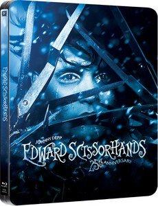 Edward mit den Scherenhänden - Limited Edition Steelbook (Blu-ray) für 12,15€ bei Zavvi.de