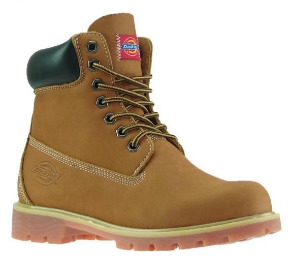 """[Outlet46] Dickies Damen und Kinder Leder Boots """"Alpha"""" in 4 Farben für 9,99€ inkl. Versand statt 34,50€"""