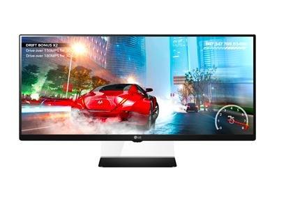 "LG 34UM67 34"" WQHD IPS Monitor (21:9, 5 ms, HDMI™, DisplayPort, DVI, AMD Freesync, 4-Screen Split-Funktion, Lautsprecher) für 458,43€ bei Amazon.es"