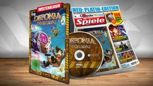 [CBS-Heft] Deponia 4: Doomsday Steamversion 9,99 statt 29,99 ab 02.03