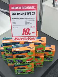 (Lokal Hamburg) Media Markt Wandsbek Sky Online TV Box inkl. 2 Monats Tickets