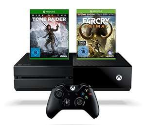 [Amazon.de] Xbox One 1TB Konsole + Rise of the Tomb Raider + Far Cry Primal - Special Edition