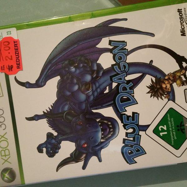 [Lokal HH Kaufland Nedderfeld]  2 Euro - Blue Dragon für die Xbox360 (idealo: 22,95)