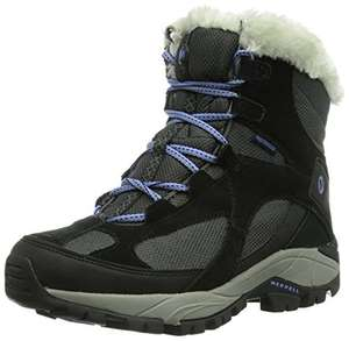 @Amazon: Merrell SNOW RUSH WTPF Damen Trekking- & Wanderstiefel ab 22,21€ mit Prime