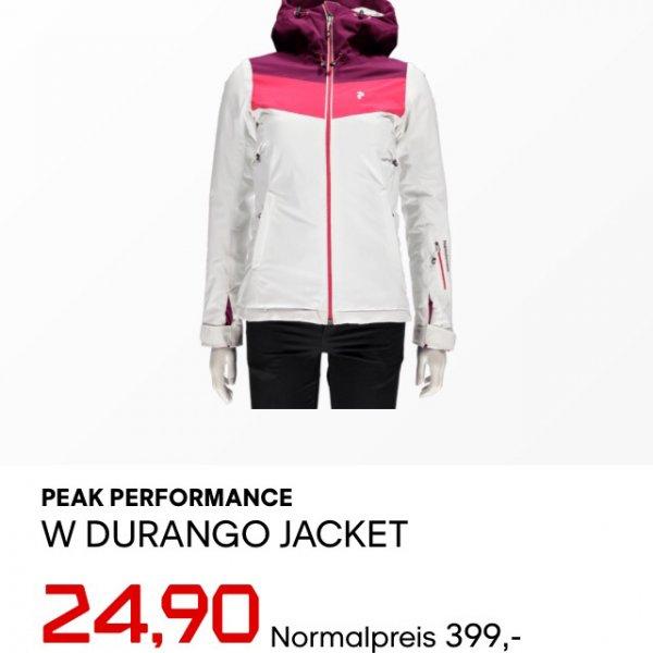 Peak Performance Damen Winterjacke