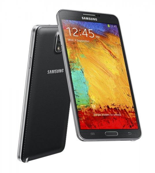 Samsung Galaxy Note 3 N9005 32GB, FullHD, LTE Vorführmodelle in Top Zustand @ebay