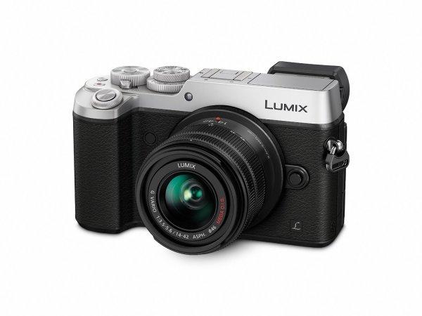 (amazon.co.uk) Panasonic Lumix DMC-GX8KEB-S mit 14-42mm Objektiv; inkl. Cashback 695 Euro!