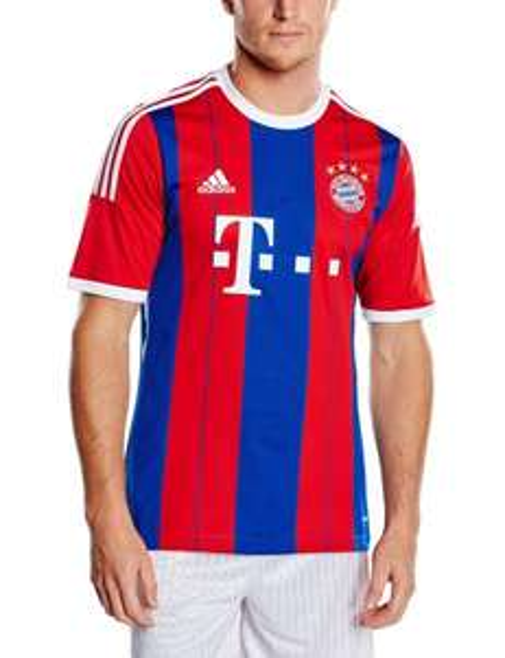[Amazon Marketplace] FC Bayern München Replica Trikot Heim 2014/2015 in L