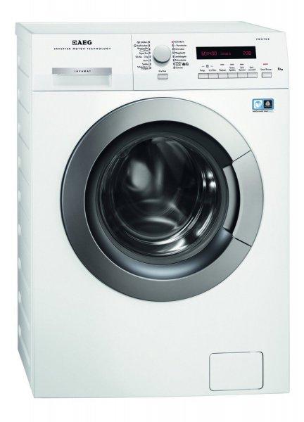 AEG L74484WVFL Lavamat Weiß Waschvollautomat, A+++, 8kg, 1400 U/min für 429€ bei eBay