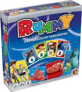 [Amazon Prime] Disney Rummy PVG ab 17,40 inkl. Versand
