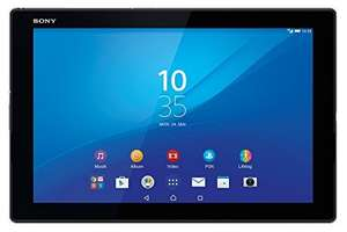 Sony Xperia Z4 Tablet-PC LTE 4G (25,6 cm (10,1 Zoll) TFT-Display, Octa-Core-Prozessor, 8,1 Megapixel-Kamera, 32 GB interner Speicher) schwarz
