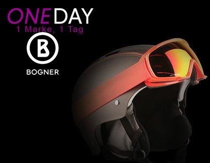 Bogner Skihelm (94€) und Skibrille (64€) @ Vente-Privee + 6€ VSK