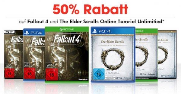 """Gamestop Frankfurt 50% auf Fallout4 und """"nimm 3 Zahl 2"""" (Lokal) Neueröffnung"""