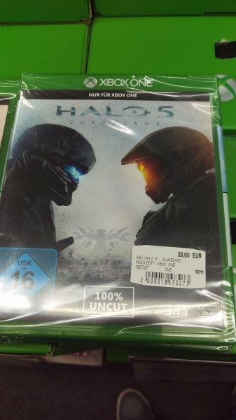 Halo 5 Guardians XBOX One (Media Markt Porta Westfalica)