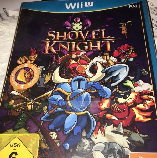 Shovel Knight für Wii u bei Toys r us für 14,97€