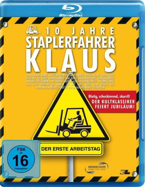 [Amazon Prime] Staplerfahrer Klaus [Blu-ray] für 4,99€
