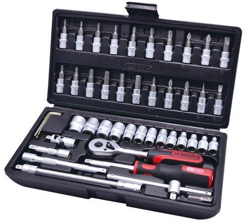 KS Tools 1/4 Zoll Steckschlüssel-Satz, 48-teilig für 31.18€ @ Amazon.de