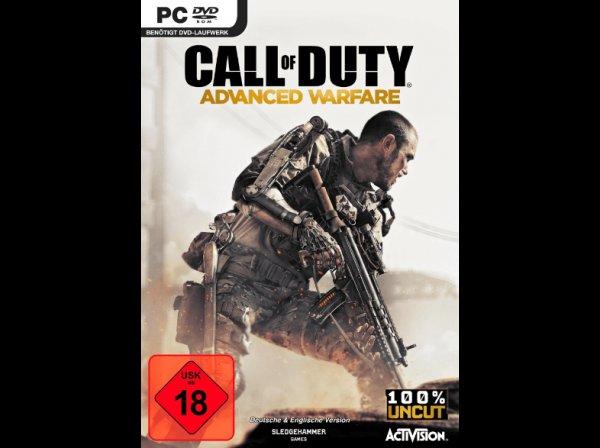 [Saturn On-/Offline] [PC] CoD: Advanced Warfare (Special Edition) [ggfs. 4,99 € Versand bei Lieferung nach Hause]