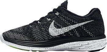 Zalando UVP 159 Wmns Nike Flyknit Lunar Black White 37,5-40,5