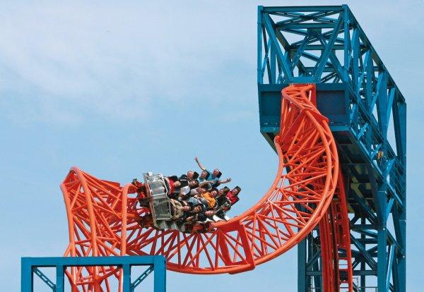 Eintrittskarten für den Skyline Park für 16,95 € bei Travelbird Skylinepark