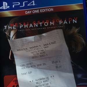 metal gear solid 5 (PS4) 25 €/Mainz