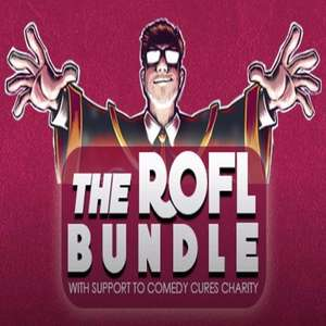 [STEAM] The ROFL Bundle @ Groupees