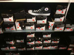[Lokal Modepark Röther] 3 Paar Converse All Star Chucks für 52,48 €