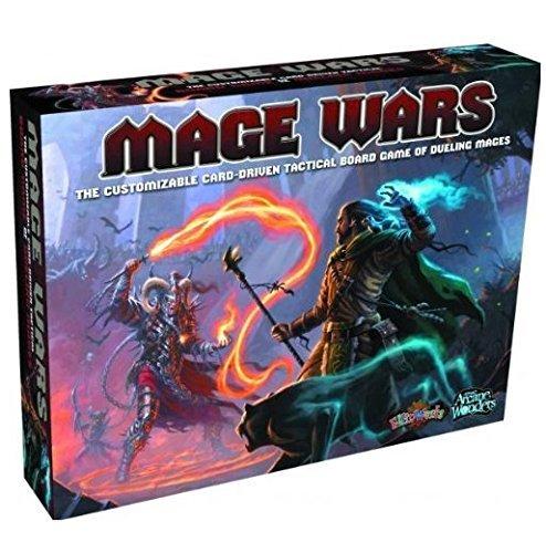 [Spieltraum] Mage Wars Core Set - 19,95€ bei Abholung in Osnabrück, 24,45€ inkl. Versand