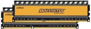 [amazon.fr] Crucial Ballistix Tactical 16GB Kit DDR3 PC3-12800 CL8 für 65,06 € inkl. Versand