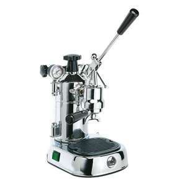 [WHD] La Pavoni Professional Lusso Handhebel Espressomaschine
