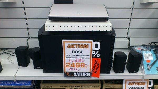 Bose Lifestyle 525 schwarz