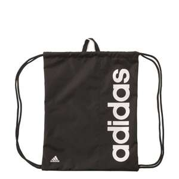 (11teamsports) adidas Gym Bag Turnbeutel blau