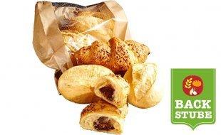 Netto MD Backsparpaket (4 Schnittbrötchen, 2 Nuss-Nougat-Croissants) 1€ statt 1,70€ (03.-05.03.2016)