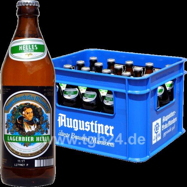 [Lokal Augsburg] Augustiner Hell 20x0,5L