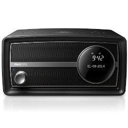 [PAYBACK] Philips ORT2300 Bluetooth Radio schwarz