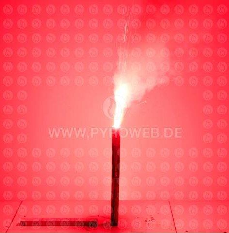 Starklicht Bengalfackel - Rot (Bengalo) - 10 Stück (statt 96,80€)