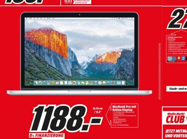 MacBook Pro Retina 128GB MF839D/A