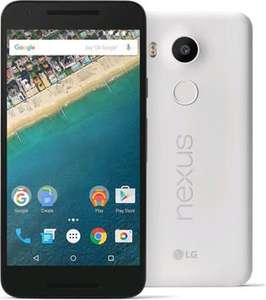 [digitec.ch]LG Nexus 5X Quartz  32 GB/weiß 299 CHF(275€)
