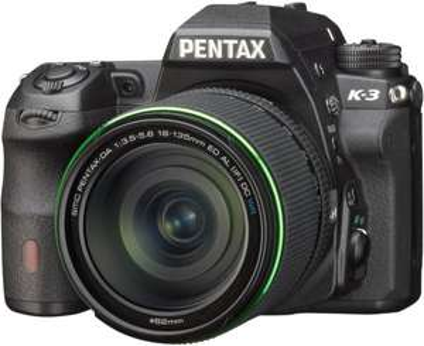 [Amazon.fr] Pentax K-3 + 18-135 mm Objektiv für 899 € im Tagesangebot