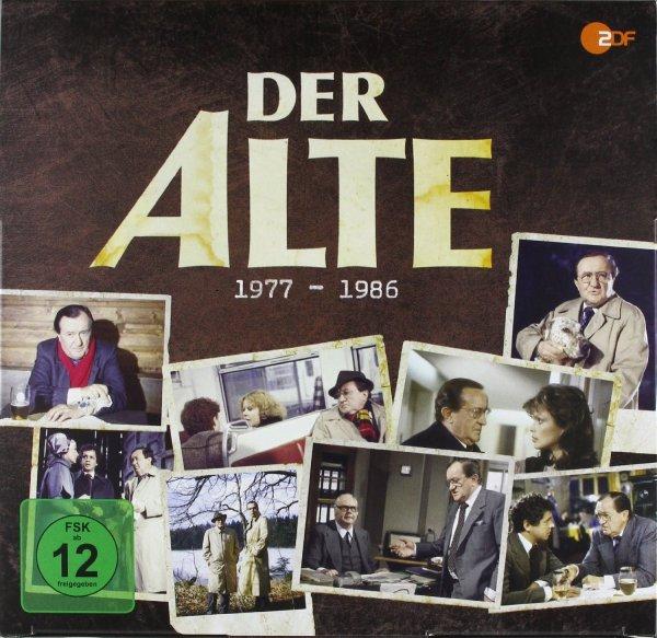 Der Alte - Siegfried Lowitz Box 1977-1986 [39 DVDs] @Amazon